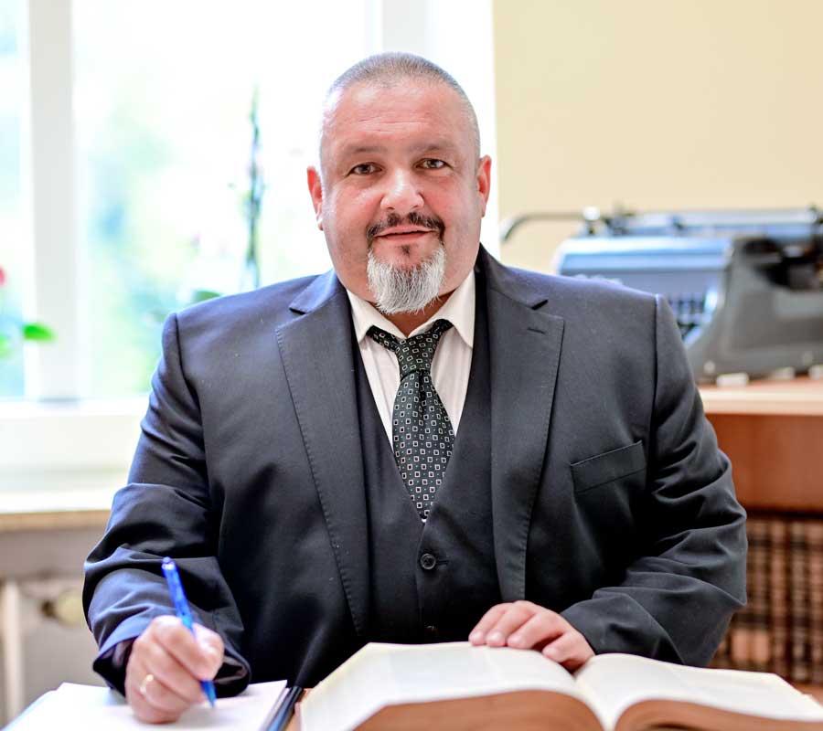 Tino Brückner Rechtsanwalt